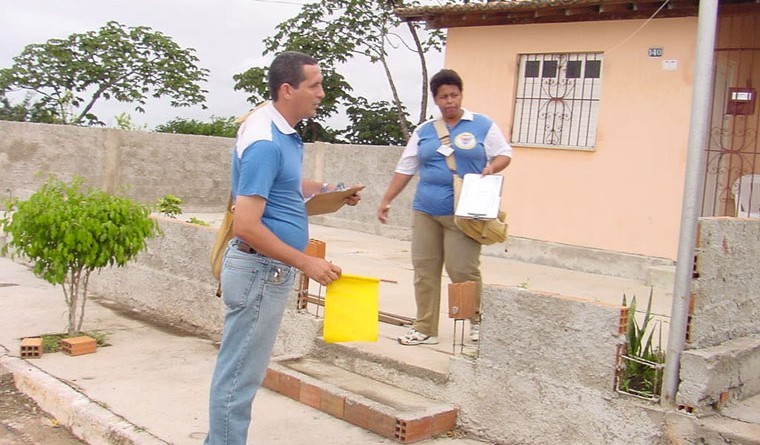 Dengue reduz pela metade em Aracaju