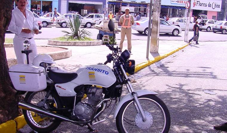 PMA desativa pontos clandestinos de táxis
