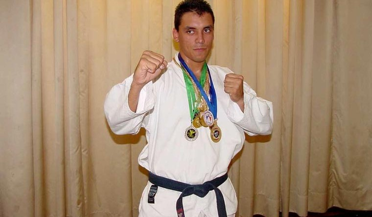 Membro da Guarda Municipal é campeão interestadual de Tae-Kwon-do
