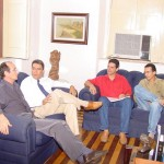 Prefeito de Governador Valadares visita a Prefeitura de Aracaju - Agência Aracaju de Notícias  fotos: Abmael Eduardo