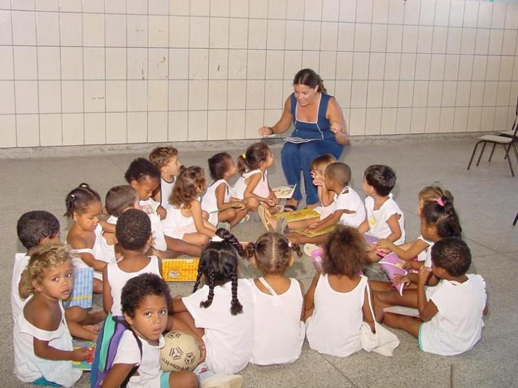 Semed mantém creche para crianças do São Conrado