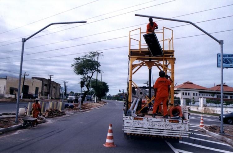 SMTT sinaliza pontos críticos do trânsito em Aracaju