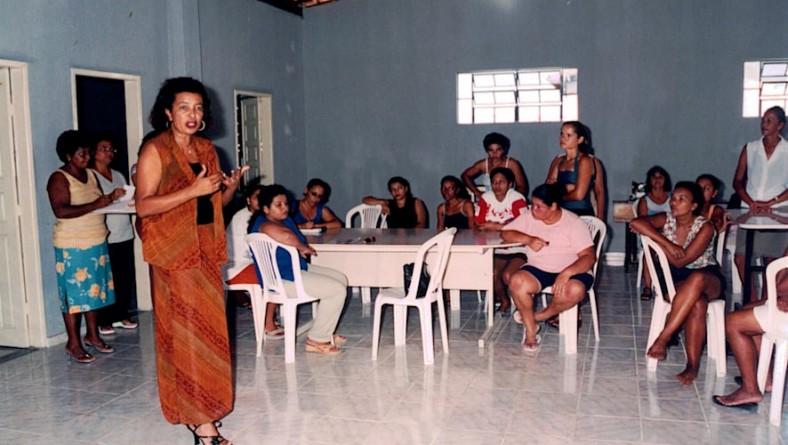 Fundação do Trabalho implanta curso para mães do Peti