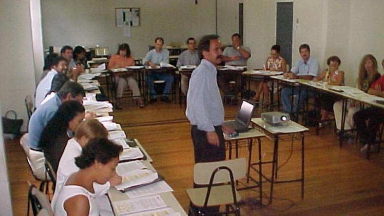 Técnicos do município realizam atualização no PGQS 2002