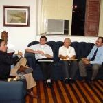 Prefeito recebe visita do bispo auxiliar de Aracaju - Foto: Wellington Barreto  Agência Aracaju de Notícias