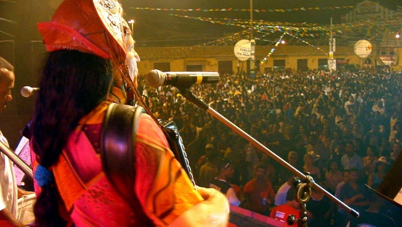 Público no Forró Caju na última noite promete ser recorde