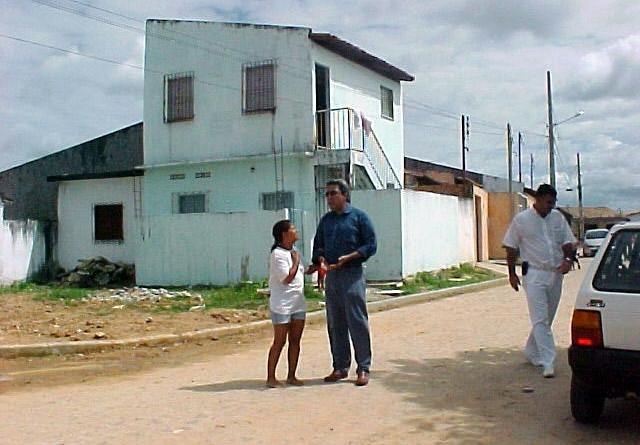 Comunidades do Bugio recebem vários investimentos da Prefeitura de Aracaju