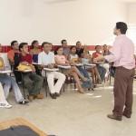 Professores e especialistas participam do curso de Libras no Cemarh - Fotos: Abmael Eduardo  Agência Aracaju de Notícias