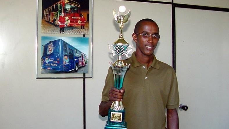 Agente de Trânsito da SMTT conquista 2º lugar na corrida dos rodoviários