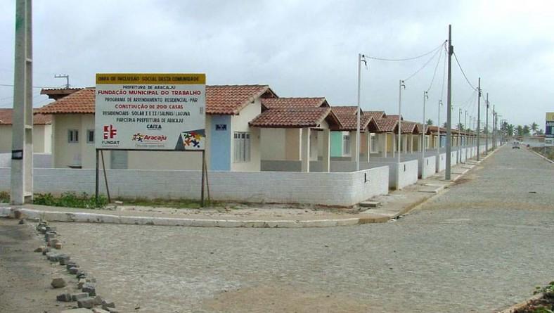 Mais 376 moradias serão entregues pela Prefeitura de Aracaju em setembro