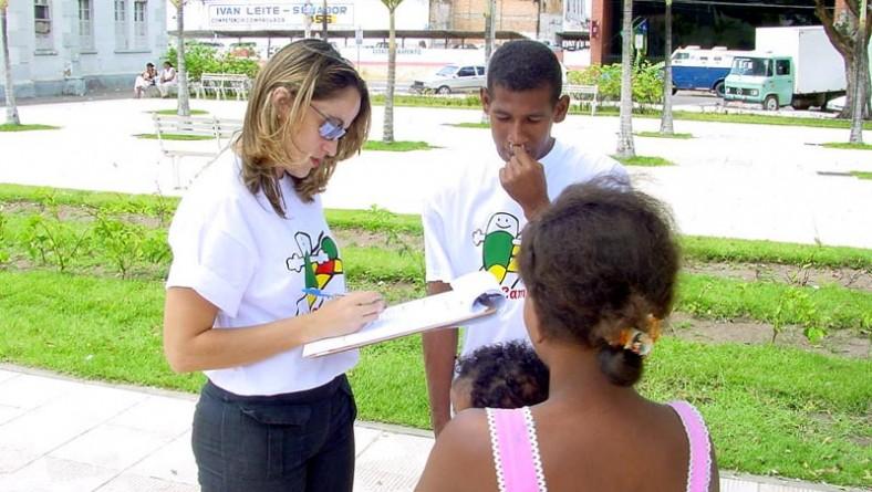 Equipes de abordagem junto à criança e adolescente já estão nas ruas