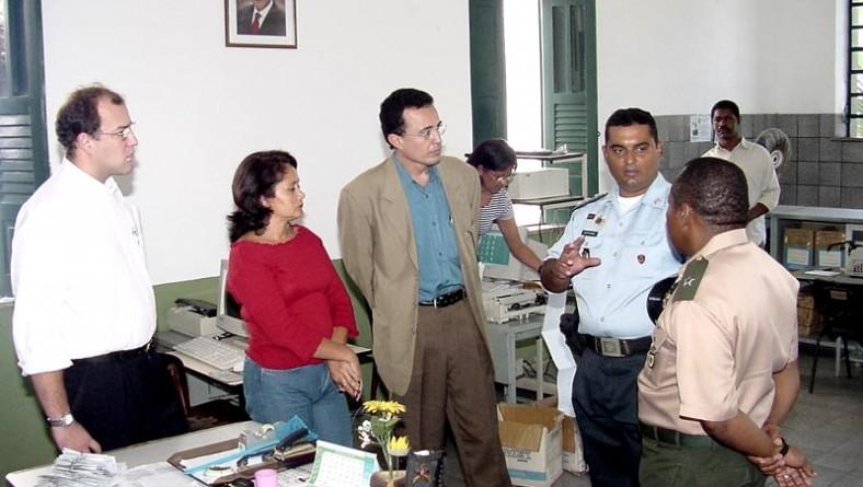 Secretário de Governo reafirma apoio à Junta Militar de Aracaju