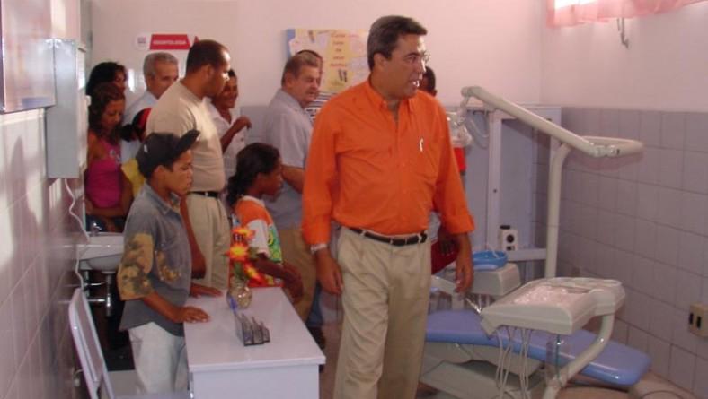 Nova unidade de saúde garante atendimento médico de qualidade à comunidade do Santa Maria