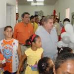 Nova unidade de saúde garante atendimento médico de qualidade à comunidade do Santa Maria - Fotos: Abmael Eduardo  Agência Aracaju de Notícias