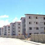 Residencial Pousada Verde será entregue à população no início de 2003 - Fotos: Wellington Barreto  Agência Aracaju de Notícias