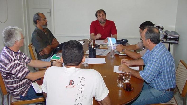Funcaju e entidades discutem projetos culturais para 2003