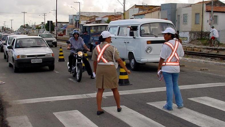 SMTT registra queda no número de multas em 2002
