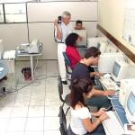 Ações da Secom dinamizam comunicação da Prefeitura de Aracaju durante 2002 - Fotos: Wellington Barreto  AAN