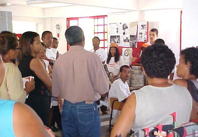 Servidores da Emsurb participam de confraternização de Natal