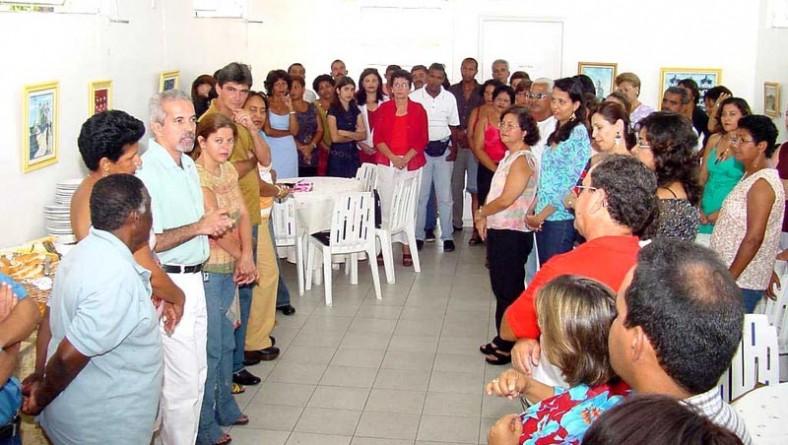 Secretaria de Assistência Social realiza café da manhã com servidores