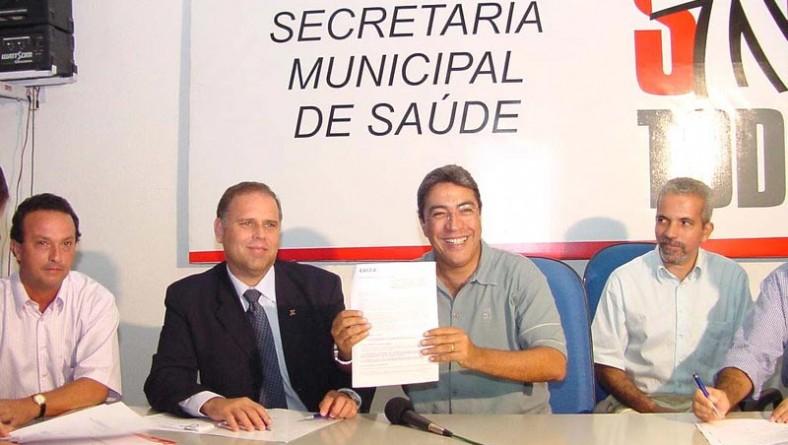 Convênios com a Caixa irão permitir novos investimentos em Aracaju