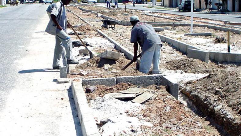 Começa urbanização da avenida Gasoduto no Orlando Dantas
