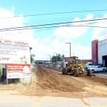 Prefeitura realiza obras de infraestrutura em ruas do bairro Pereira Lobo - Fotos: Wellington Barreto  AAN