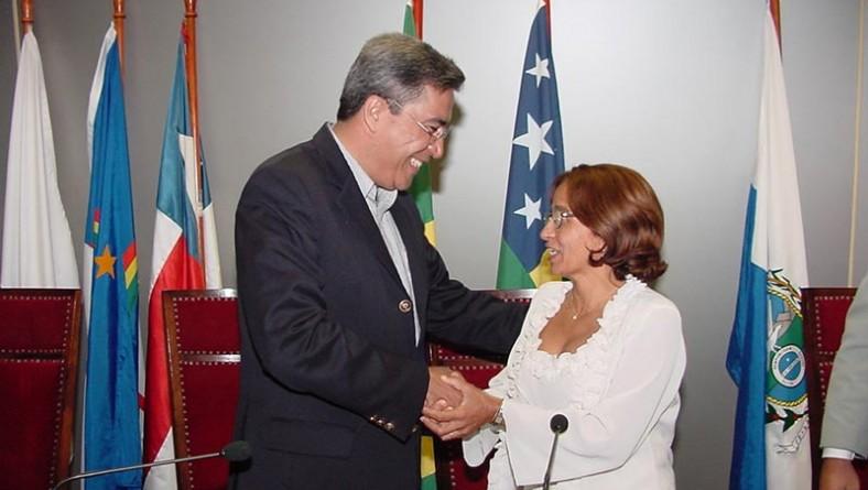 Posse da nova delegada do Trabalho contou com a presença do prefeito de Aracaju