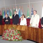 Posse da nova delegada do Trabalho contou com a presença do prefeito de Aracaju - Fotos: Wellington Barreto  AAN