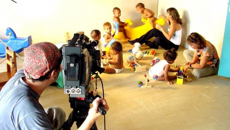 Projeto da prefeitura será destaque no Programa Espaço Criança Esperança da Rede Globo