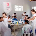 Mutirão da Beleza beneficia comunidades do Porto Dantas e Coqueiral - Fotos: Wellington Barreto  AAN
