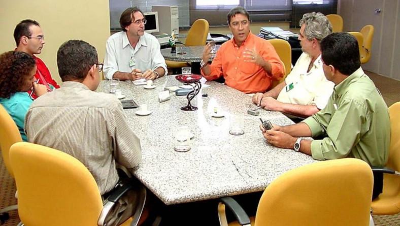 Prefeitura de Aracaju busca novas parcerias com a Petrobras