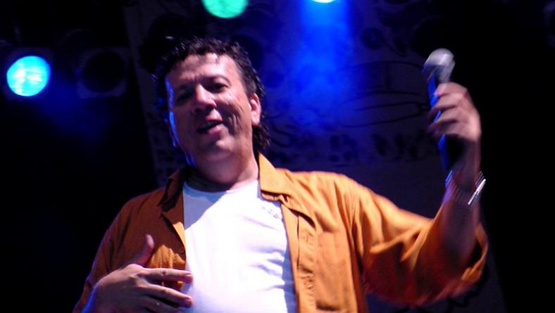Gláucio Costa é a segunda atração do palco Luiz Gonzaga nesta noite