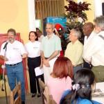 Profissionais da imprensa recebem Código de Ética e lei que regulamenta atuação dos radialistas - Fotos: Abmael Eduardo  AAN  Clique na foto e amplie