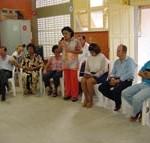 Adolescentes que viviam em situação de risco concluem curso profissionalizante - Fotos: Abmael Eduardo  AAN  Clique na foto e amplie