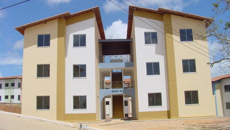 Prefeitura e Caixa Econômica entregam hoje mais 266 imóveis no bairro Getimana
