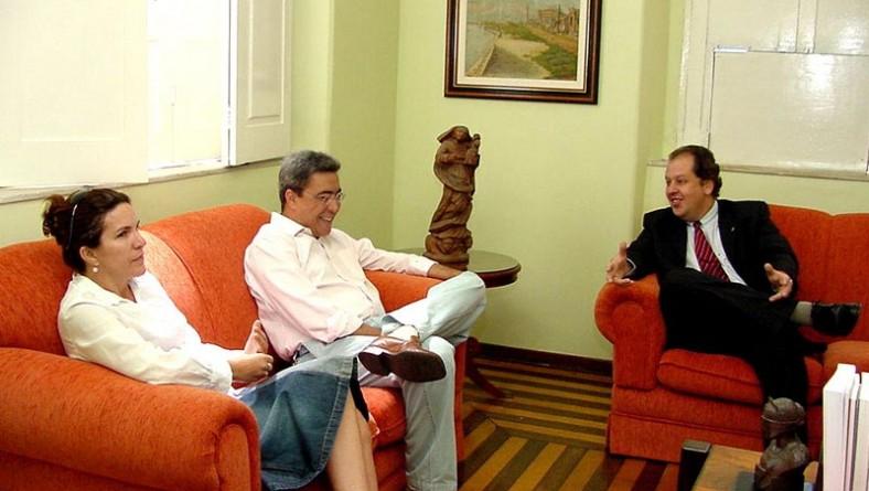 Presidente da Embratur diz que Aracaju tem grande potencial para turismo de eventos