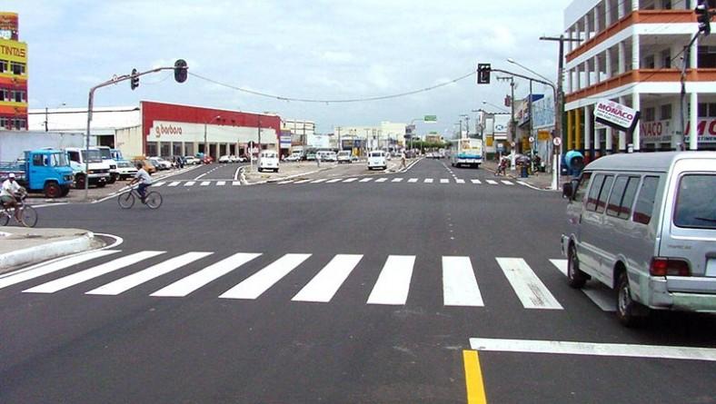 SMTT revitaliza sinalização da avenida Coelho e Campos