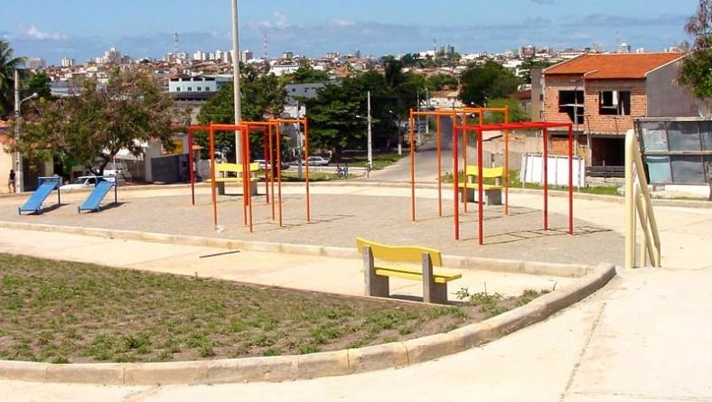 Praça Maria Quitéria no bairro 18 do Forte será inaugurada hoje