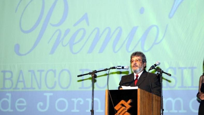 Secretário de Comunicação recebe homenagem no Prêmio Banco do Brasil de Jornalismo