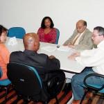 Secretário adjunto da Igualdade Racial visita a Prefeitura de Aracaju  - Fotos: Abmael Eduardo  AAN  Clique na foto e amplie