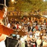 Praça Maria Quitéria foi inaugurada com grande festa no 18 do Forte - Fotos: Wellington Barreto  AAN  Clique na foto e amplie