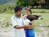 PMA proporciona aulas de preservação ambiental para jovens no Parque dos Falcões