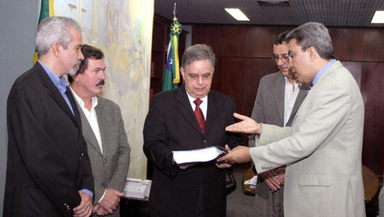 Relatório de auditoria foi entregue aos conselheiros do Tribunal de Contas