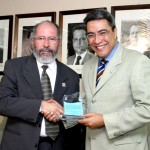 Prefeito Marcelo Déda é homenageado pela UFS - Foto: Wellington Barreto  AAN  Clique na foto e amplie