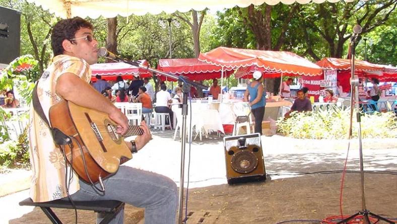Minho San Liver participa hoje do Projeto Freguesia na praça Olímpio Campos