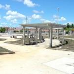 Serviços de infraestrutura da Praça da Liberdade estão em fase de conclusão - Fotos: Abmael Eduardo