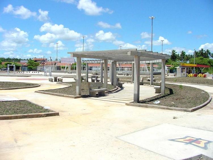 Serviços de infra-estrutura da Praça da Liberdade estão em fase de conclusão
