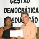 Coordenadores escolares eleitos tomam posse em solenidade realizada no Iate Clube - Fotos: Márcio Dantas