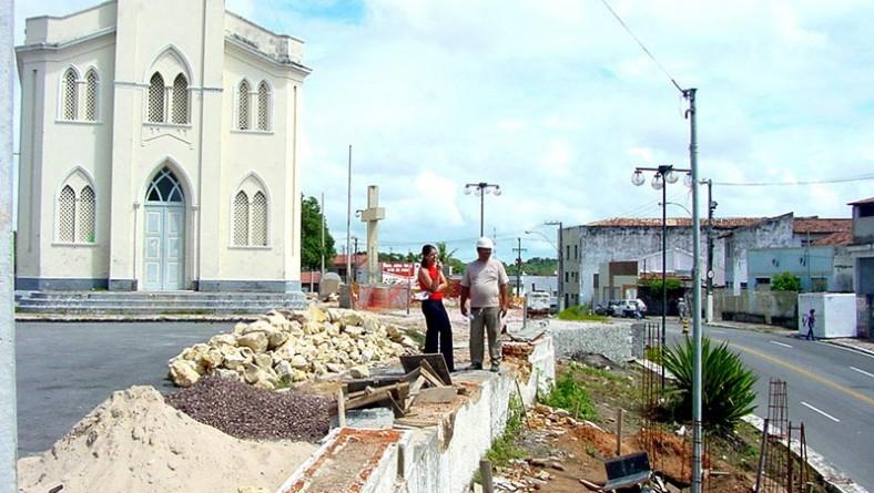 Revitalização da Colina do Santo Antônio demonstra preocupação com a história do Município
